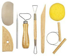 8-Piece Pottery Tool Set (ar18)