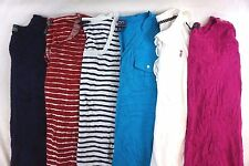 Mixed w/ Ralph Lauren & Chaps Lot of 6 Women's Casual Tops Plus Size 2X BH15173