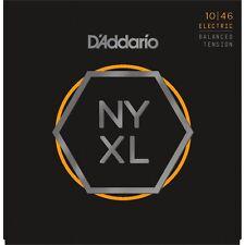 D'addario nyxl1046bt le corde per chitarra elettrica-regolare luce - 10-46