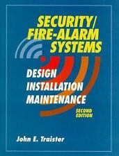 SecurityFire Alarm Systems: Design, Installation, and Maintenance