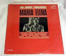 Los Indios Tabajaras:  Marla Elena  [VG++ Copy]