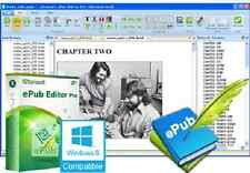 iStonsoft ePub Editor Pro, Edit fonts images,contents, effects and more++