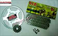 Honda CBR929RR Fireblade (2001) DID X-Ring Chain & JT Sprockets Kit Set