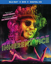BRAND NEW SEALED INHERENT VICE New Sealed Blu-ray #1911