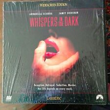 Whispers In The Dark - Widescreen  Laserdisc Buy 6 for free shipping