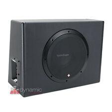 "Rockford Fosgate P300-10 10"" Punch Series Enclosure w/Remote Bass Level Control"