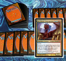mtg RED BLUE IZZET DECK counterflux Magic the Gathering rare cards