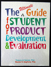 The Ultimate Guide For Student PRODUCT DEVELOPMENT & EVALUATION By Karnes NEW!!!