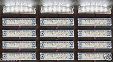 15 piezas 24V SMD LED BLANCO PARTE DELANTERA LUCES DE MARCAJE PARA DAF MAN VOLVO