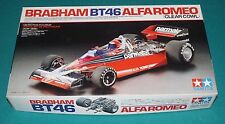 Brabham BT46 Alfa Romeo Clear Cowl F1 Tamiya 1/20 Complete & Unstarted.