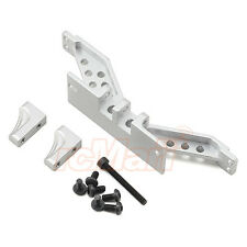 Ottsix RC Cars Aluminum TKO-10 Front Truss Set Silver Axial SCX10 #ott-tko-10-ft