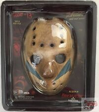 JASON VOORHEES Prop REPLICA MASK NECA Friday The 13th A NEW BEGINNING Part V