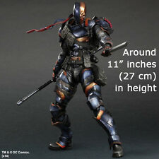 Play Arts Kai Deathstroke Arkham Origins DC Comics PVC Actioon Figure 3D Model
