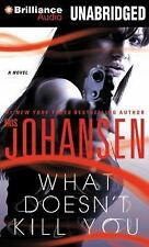 Catherine Ling: What Doesn't Kill You : A Novel 2 by Iris Johansen (2014, MP3...
