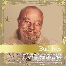 FREE US SH (int'l sh=$0-$3) NEW CD Burl Ives: Christmas Collections