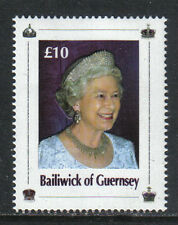 Guernsey 2006 Queen Elizabeth II 80th Birthday--Attractive Topical (911) MNH