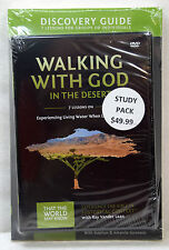 New Walking With God In The Desert DVD Discovery Guide Set  Faith Lessons