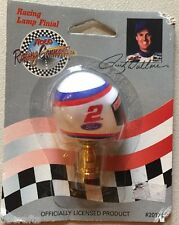 NEW IN PACKAGE RUSTY WALLACE CERAMIC LAMP FINIAL COLLECTIBLE NASCAR - GREAT GIFT