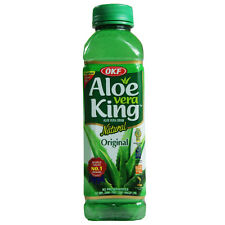 OKF ALOE VERA NATURAL DRINK - 20 x 500ml BOTTLES