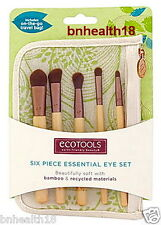 ecoTools 6 Piece Essential Eye Set Brush