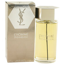 L'homme Cologne By Yves Saint Laurent Eau De Toilette Spray for Men 6.7 oz