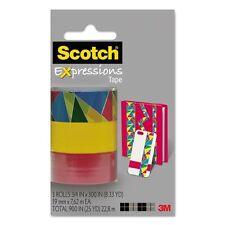 Scotch Expressions Magic Tape - C2143PK10