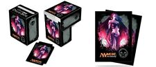 Ultra Pro MTG Mana 4 Planeswalkers Liliana Deck Box & Sleeves 80ct.