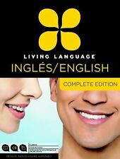Living Language English for Spanish Speakers, Complete Edition : Beginner...