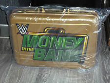 WWE Money In The Bank Briefcase Wrestlemania Axxess 31 MITB Wrestle Seth Rollins