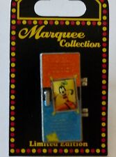 New Disney Pin - Marquee Lockers Collection - Goofy - LE1000