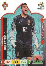 RUI PATRICIO # GOAL STOPPER 1/81 PORTUGAL CARD PANINI ADRENALYN EURO 2012