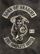 Sons of Anarchy The Complete Series Boxset 1-7 (DVD 2015) Perlman Charlie Hunnam