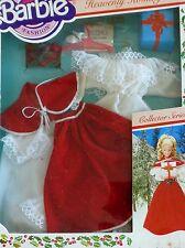HEAVENLY HOLIDAYS BARBIE VINTAGE KLEIDUNG designer collection 1982 #4277 NRFB