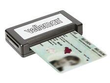 LECTEUR USB CARTE IDENTITE EID SIM TELEPHONE MICRO SD MMC SC SDXC BELGIQUE