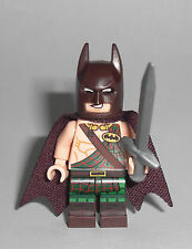 LEGO Super Heroes - Tartan Batman - Figur Minifig Tartar Batman Movie Book Buch