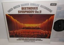 6BB 121/2 Beethoven Symphony No.9 Chicago Symphony Orch Solti HP TAS 2LP Box Set