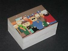 SOUTHPARK COMEDY CENTRAL TV © 1998 Comic Images Complete 70 Card Set