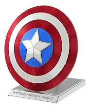 Captain America's Shield: Metal Earth 3D Laser Cut Miniature Marvel Avengers Kit