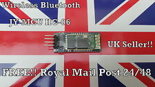 Bluetooth Modulo HC-06 JY-MCU per Multiwii MWC naze32 KK2 Android UK STOCK NUOVO