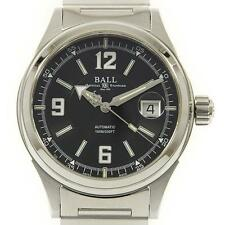 Authentic BALL NM2088C-SJ-BKWH Stokeman racer Automatic  #260-001-797-6633