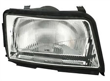 right side H4 headlight front light for AUDI 100 C4 90-94 manual - electric LWR