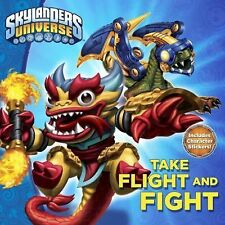 Take Flight and Fight! (Skylanders Universe)-ExLibrary