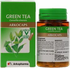 Arkopharma Green Tea Enzyme Fat Burning Slimming Herbal Pill Shape Up Capsule