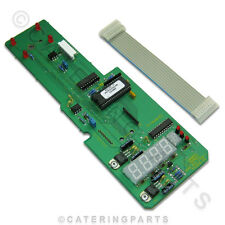 MERRYCHEF 11M0326 LOGIC PCB ASSEMBLY CIRCUIT BOARD MC MD SERIES MICROWAVE COMBI