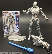 Marvel Movie Universe 2010 IRON MAN 2 MARK II 3.75 Scale Figure 100% Complete 02