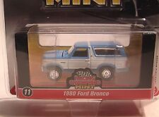 1980 Ford Bronco     Johnny Lightning  RC002