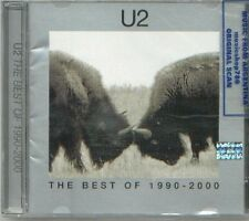 U2 BEST OF 1990-2000 SEALED CD NEW GREATEST HITS
