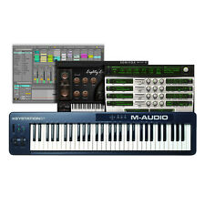 M-Audio Keystation 61 MK2 61-Key USB MIDI Keyboard Controller + AIR Xpand!2