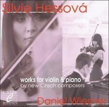 Works for Violin & Piano by New Czech Composers New CD