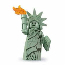 LEGO #8827 Mini figure Series 6 LADY LIBERTY